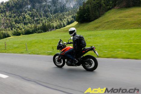 Essai KTM 390 Adventure - Elle doit être prise au sérieux