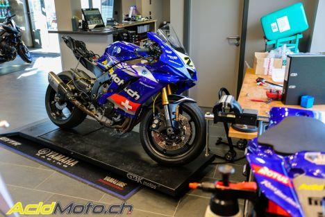 Un blipper sur (presque) toutes les motos ? C'est possible avec Woolich Racing