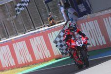 WSBK à Jerez manche 1 - Redding ouvre son compteur de victoire
