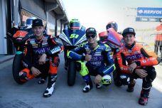 MotoE tests à Valence – Eric Granado remporte la course