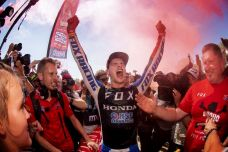 MXGP - Tim Gajser champion du monde 2019 à Imola