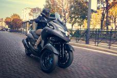 Le prix du Yamaha Tricity 300 est désormais connu
