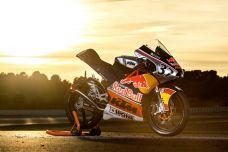 Construire une moto de la Rookies Cup en 8 minutes