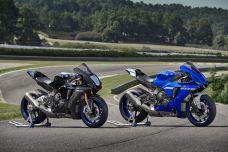 Les Yamaha R1 et R1M 2020 en vidéo