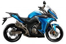 La marque de moto Zontes envahit notre pays avec ses nouvelles R310, X310 et T310