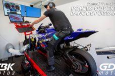 Inauguration du banc moteur chez GBK Motos (VD) le samedi 11 mai