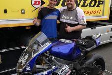 24 Heures Motos au Mans - Du rêve à la réalité pour le pilote suisse David Chevalier #16