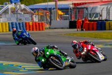 24 Heures Motos au Mans - La Kawasaki #11 du team SRC s'impose