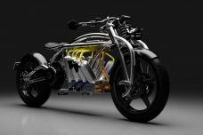 Curtiss Zeus – Une moto dotée d'un V8… électrique