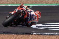 MotoGP de Silverstone - Marc Marquez prive Rossi de la pole