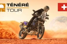 Ténéré 700 Demo Tour Switzerland - Les 13 et 14 juillet 2019