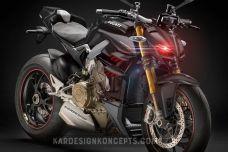 La Ducati Streetfighter V4 fait son show en vidéo