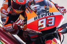 MotoGP d'Aragon - Marc Marquez en pole devant Quartararo