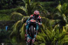 MotoGP à Valence - Quartararo prive Marquez de la pole