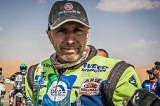 Dakar 2020 - Décès du pilote Edwin Straver suite à sa chute du 16 janvier