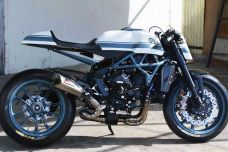 MV Agusta Dragster 800 RR by Roland Sands Design