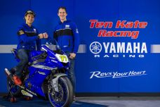 Ten Kate Racing revient en Supersport avec Dominique Aegerter !