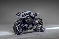 Arc Vector - La moto électrique art déco par la société britannique Arc