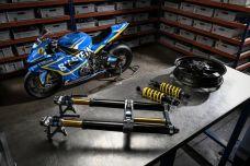 La marque Bilstein s'apprête à entrer sur le marché moto