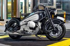Le préparateur Nostalgia Motorcycle présente une BMW R Nine T inspirée de la R7