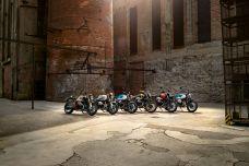 BMW présente la R18 Classic et 4 toutes nouvelles R Nine T !