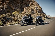 BMW R18 B et Transcontinental - La famille Heritage gagne 2 membres