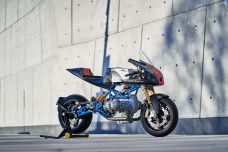 BMW Race Bike by Scott Kolb – L'essence même du flat