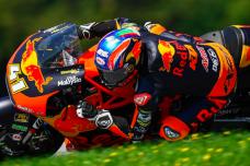 Moto2 au Red Bull Ring - Brad Binder l'emporte pour KTM