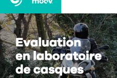 Certimoov - Un nouveau protocole de test pour les casques moto et vélo
