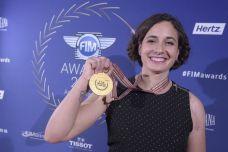 Ana Carrasco veut être la première femme à remporter une victoire en MotoGP