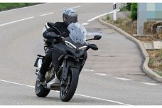Saga Ducati Multistrada V4 - Deuxième service de photos volées