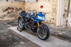 JC Racing Béziers imagine une 848 SS, hommage aux Super Sport italiennes