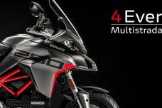 4Ever Multistrada - Ducati offre 4 ans de garantie à la famille Multistrada