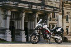 Au tour de la Ducati Multistrada 950 S d'avoir une nouvelle couleur