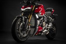 La Ducati Streetfighter V4 sous toutes ses coutures