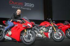 Une Streetfighter V2 en approche chez Ducati dixit Claudio Domenicali