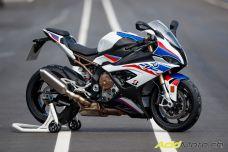 BMW rappelle 340 S1000RR et suspend ses ventes