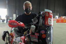 Franco Picco, à 65 ans il est de retour sur le Dakar!