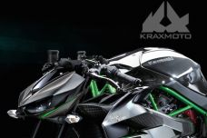 Kawasaki officialise l'arrivée d'un modèle Z avec compresseur- Une Z2 Street ?