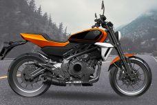 Harley-Davidson s'associe à la Chine pour produire sa nouvelle 338cc