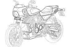 Harley-Davidson Cafe Racer & Flat Tracker - Le programme More Roads To H-D continue son chemin
