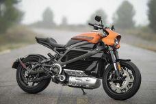 La Harley-Davidson LiveWire débarquera dans les concessions suisses cette année !