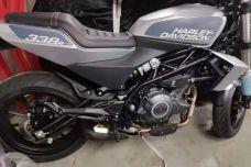 Harley-Davidson 338 R - Vous avez bien lu, ils préparent une petite cylindrée