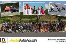 10 ans d'AcidMoto.ch - 6 ans de circuit avec AcidTrack