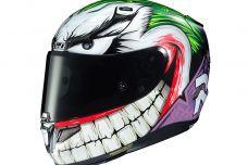Nouveau casque HJC RPHA 11 Joker
