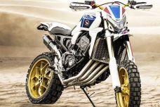 Lorsqu'une Honda CB1000R se mue en Africa Four - Une préparation made in Switzerland