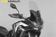 Honda Africa Twin CRF1100L 2020 - Voici les premières infos et photos