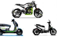 Husqvarna devrait aussi sortir une moto électrique et pas qu'un scooter