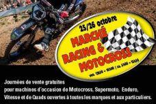 Le traditionnel Marché Motocross et Racing se tiendra à Sursee les 25 et 26 octobre 2019