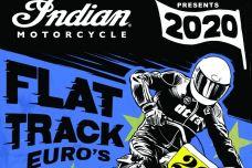 Indian annonce un championnat européen de flat track